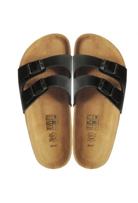 Cinnamon Sandals black...