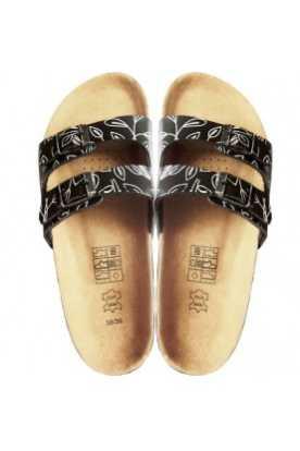 Sandali in cuoio e sughero...