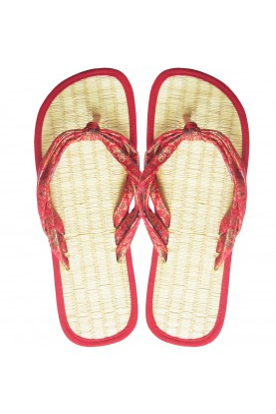 "Cinnamon flip-flops ""Shanghai"""