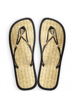 Seegras Zimt Flip Flops...