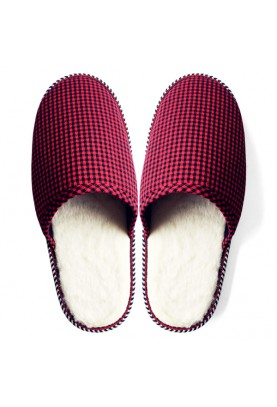 "Carpet slippers ""Scottya"""