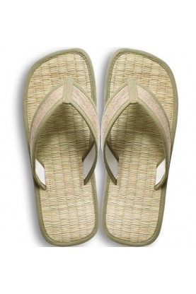 Zimt Seegras Flip Flops...