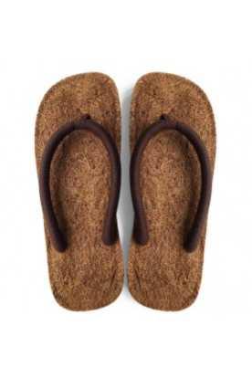 Coconut flip-flops