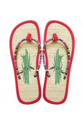 """Zimt Flip-Flops """"Peru"""""""