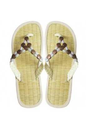 "Cinnamon flip-flops ""Maya"""