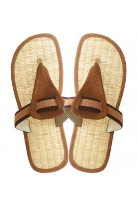 "Cinnamon flip-flops ""Sioux"""