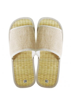 "Cinnamon Slippers ""Jute"""