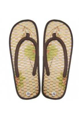 """Bamboo flip-flops """"Hue"""""""