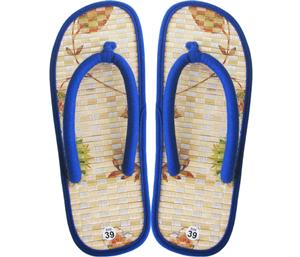 Bambus Sandalen Zehentrenner