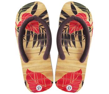 Bambus Flip Flops