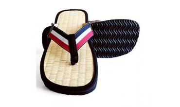 Flip Flops Bast - aus Seegras und Schilf