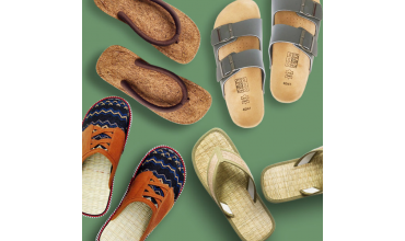 List of 5 amazing organic slippers