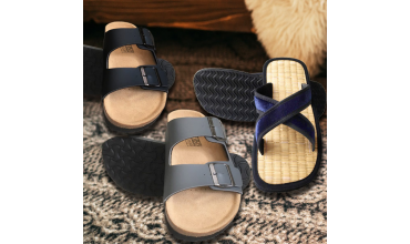 Nice comfortable sandals - pamper your feet