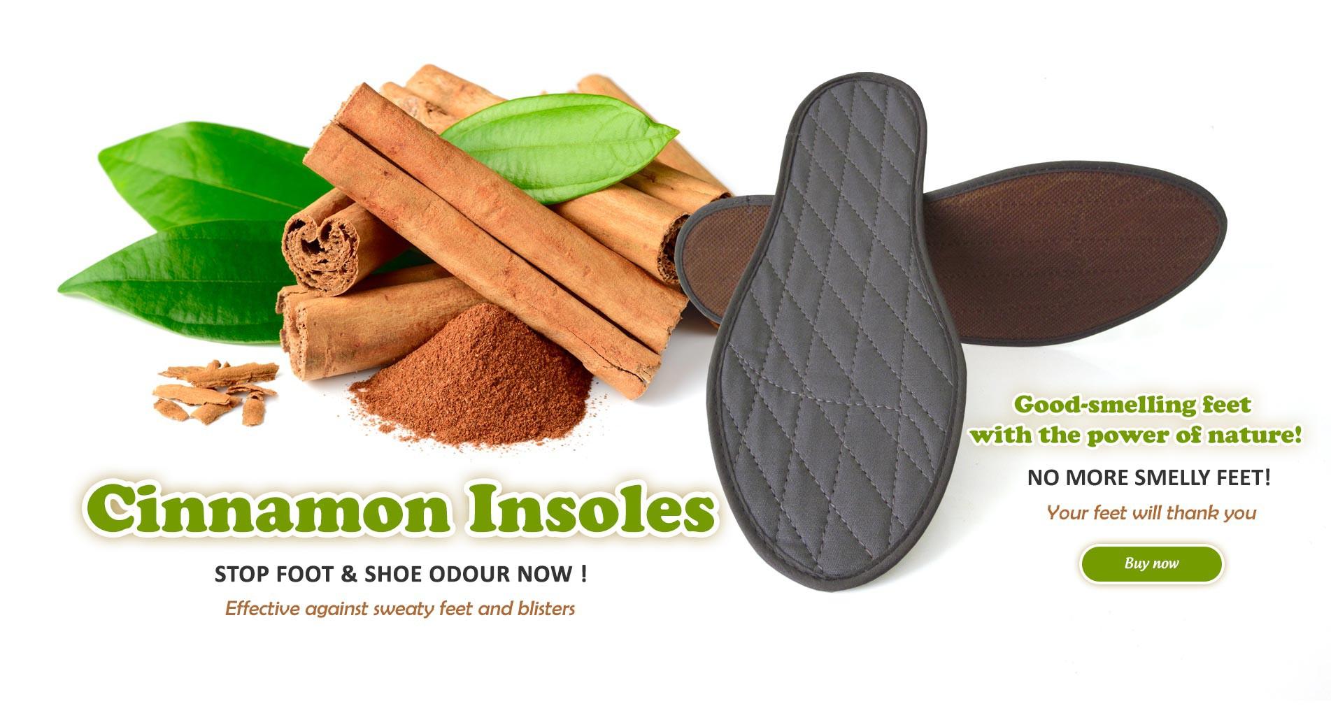 Cinnamon Insoles